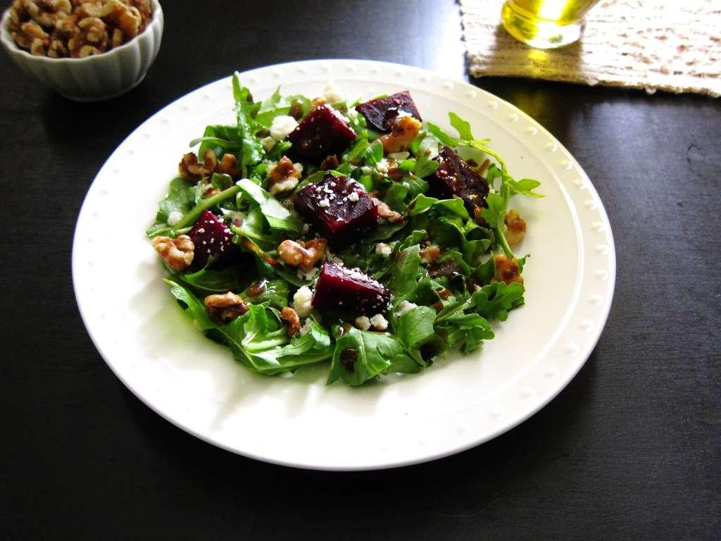Instant Pot Beet Salad L1 - Paint the Kitchen Red