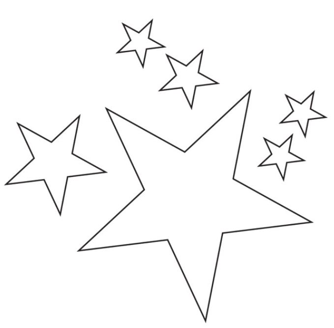 Pochoirs Imprimables Gratuits Et Idees De Decoration Abordables De Chambre D Enfants Blog De Decoration