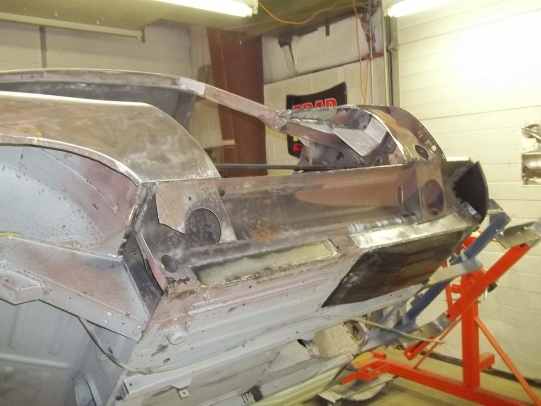 1964 Jaguar E Type   Paintwerks Custom & Restoration Refinishing