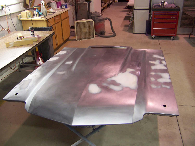 1970 Chevy Chevelle SS   Paintwerks Custom & Restoration Refinishing