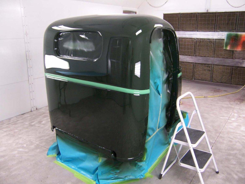 1946 Chevy 1/2 Ton Truck   Paintwerks Custom & Restoration Refinishing
