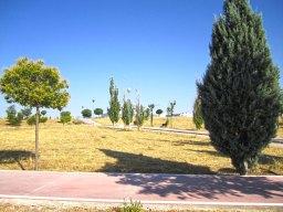 Carril bici en Ronda Sur Torrejón de Ardoz