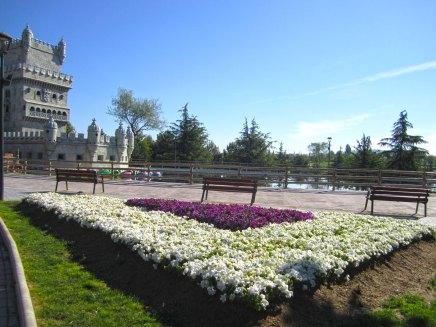 Torre de Belem Parque Europa Torrejón