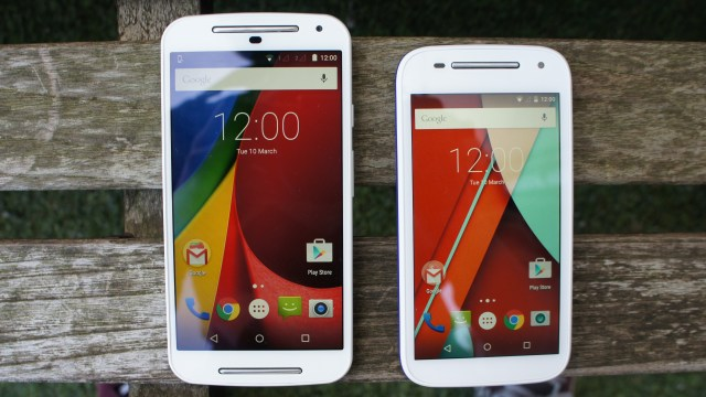 Moto G (2nd Gen) and Moto E (2nd Gen): Motorola Mobile
