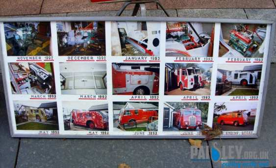 Fire Engine Rally Paisley 2012