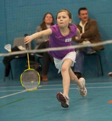 Schools Badminton Festival