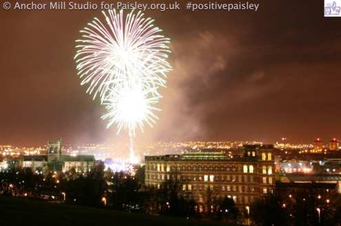 paisley fireworks