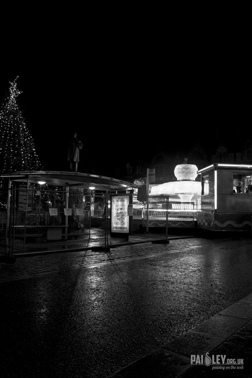 Paisley Christmas Lights 2012