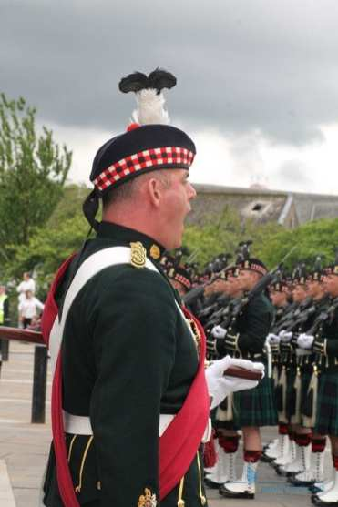 Photographs of The Argyll and Sutherland Highlanders