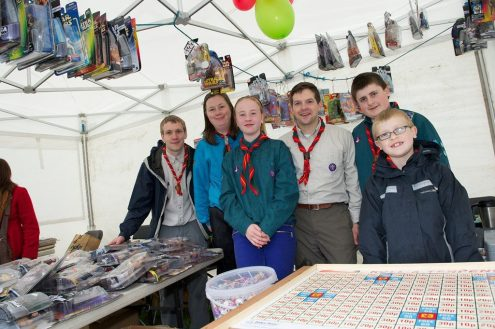 picture from last year's Barshaw Gala Day
