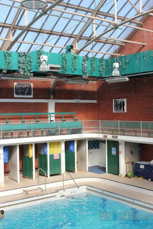 Renfrew Victory Baths