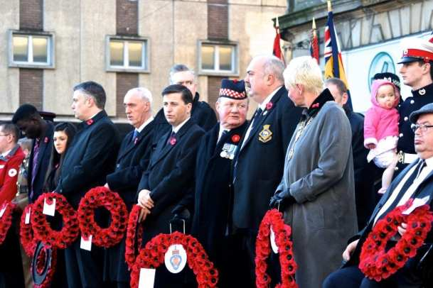 Paisley Remembrance Day