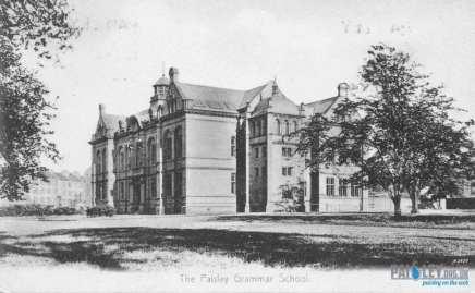 Paisley Grammar School (Copy)