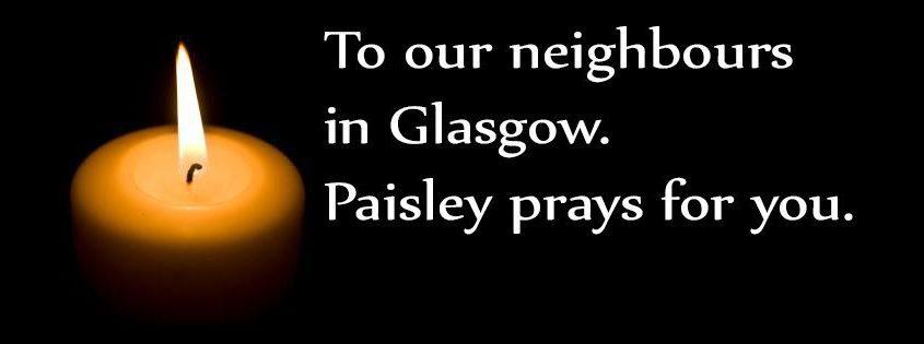 glasgow prays