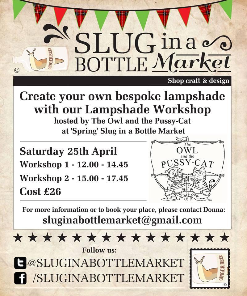 slug in a bottle market