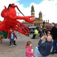 Food festival dishes out a sun-soaked sensation