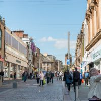 Paisley High Street to re-open in July