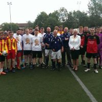 Ferguslie gets football fever for memorial tournament
