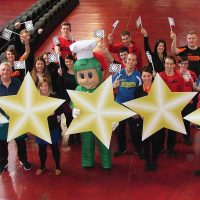 Go-kart venue races to five-star visitor accolade