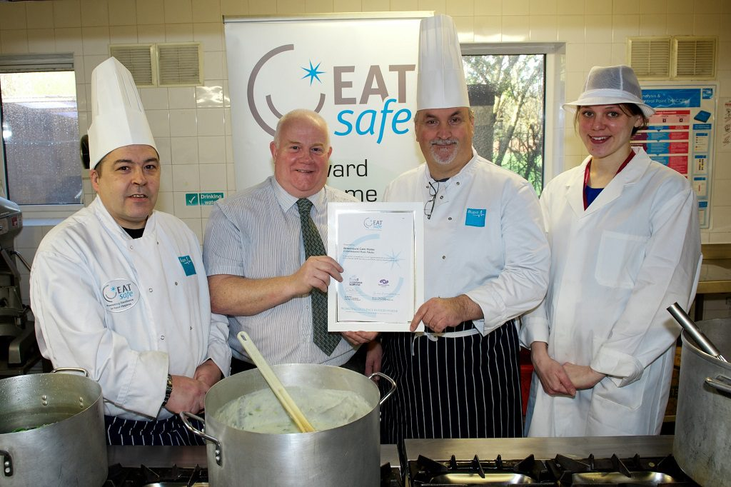 RDC Food safety award 29.1.16