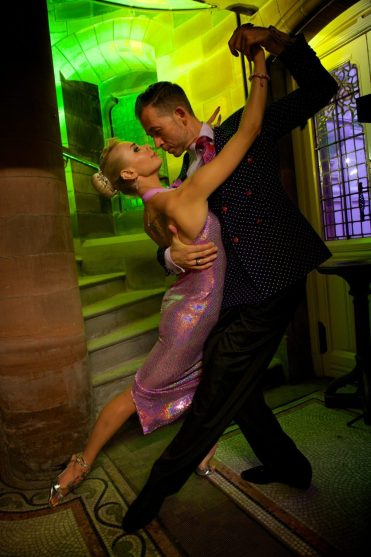 Paisley International Tango Festival 26.8.17 Eleonora Kalganova and Michael Nadtochi