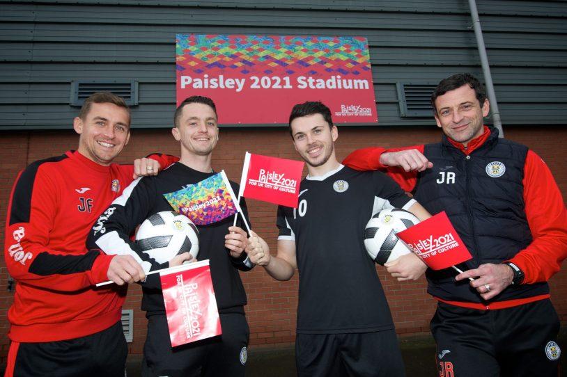 St Mirren & Paisley 2021 Stadium (3)