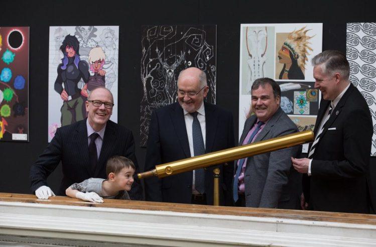 Paisley Museum Funding MFG 0018