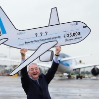 Glasgow Airport FlightPath Fund £25,000 lump sum award