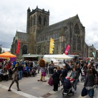 Support from around Scotland after Paisley culture bid legacy steps get green light