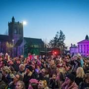 Paisley Christmas Lights 2018