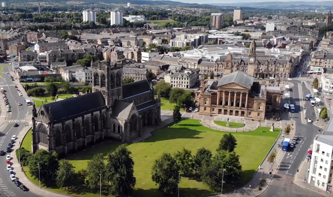 Working group set up to review parking in Paisley