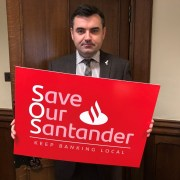 gavin newlands mp santander