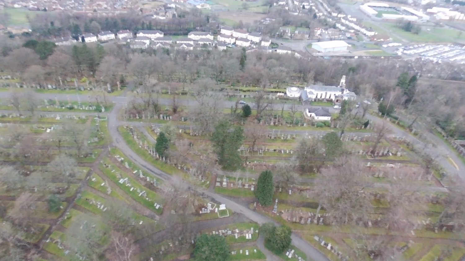 woodside cemetery and crematorium