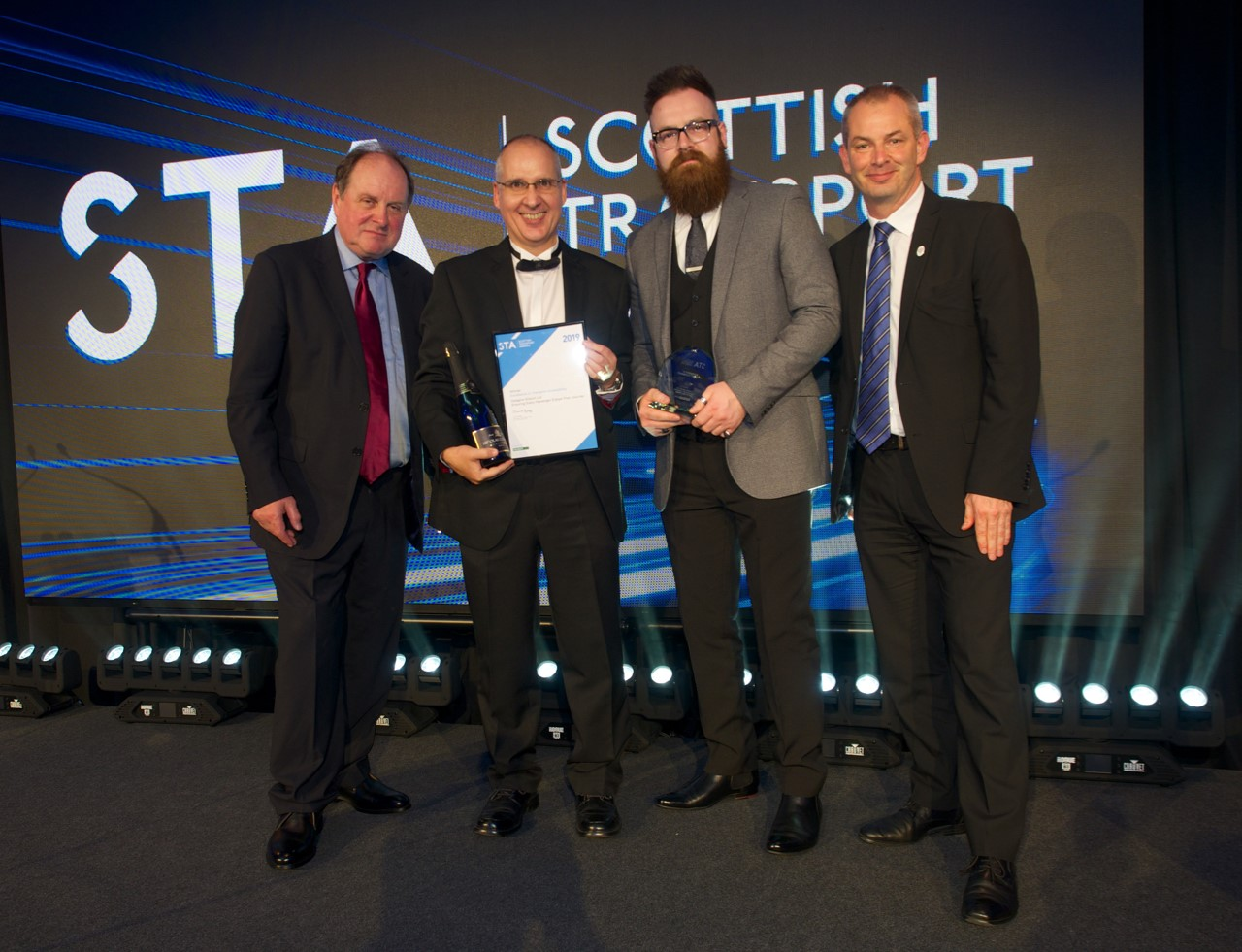 scottish transport awards 1019