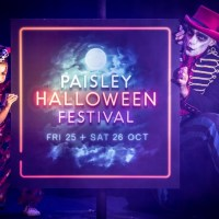 The circus comes to town for Paisley Halloween Festival