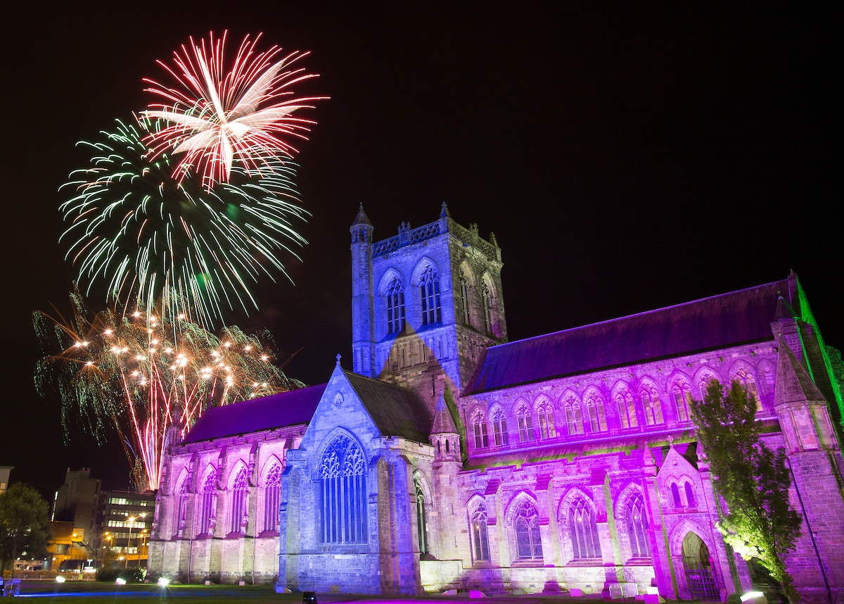 Paisley Fireworks 2019