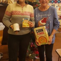 Renfrewshire Foodbank makes Christmas a little brighter for people in need