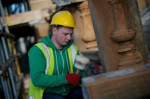 Paisley Town Hall apprentice david muir
