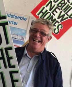 Tony Lawler - Trustee