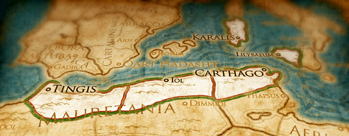 Χάρτης Καρχηδόνας