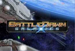 battle dawn galaxies logo