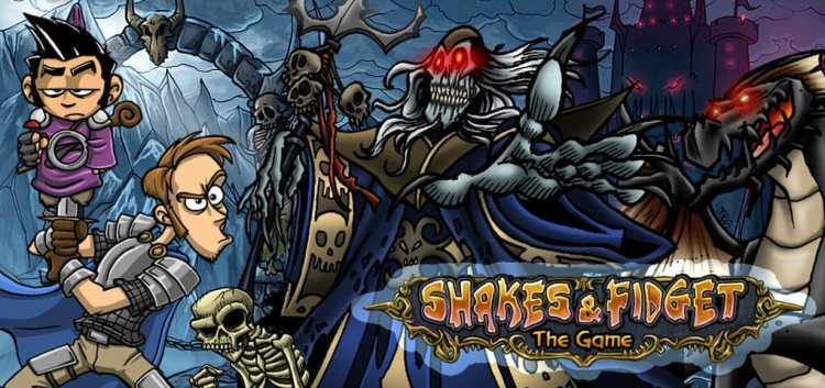 shakes and fidget logo