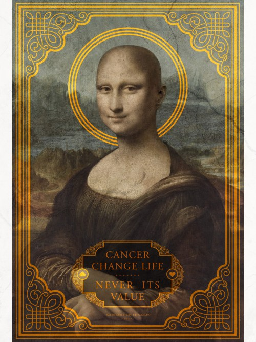 cancer art artwork by Paizano