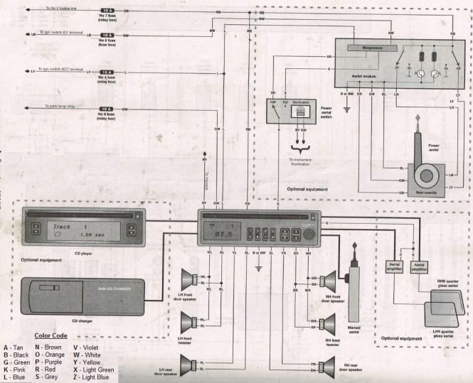 stereo wiring diagram for 2001 mitsubishi montero sport the wiring 2001 mitsubishi montero sport wiring diagram wire
