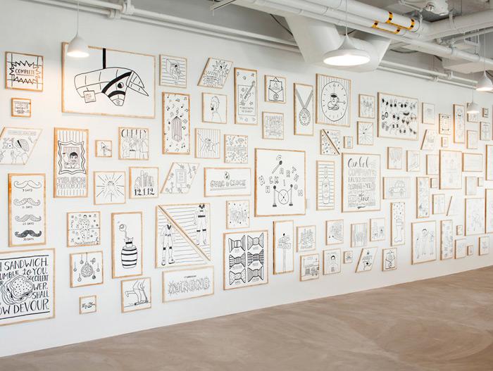 Timothy Goodman: Airbnb Installation