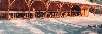 Pajumäe talus rajatakse Eesti esimene külmlaut