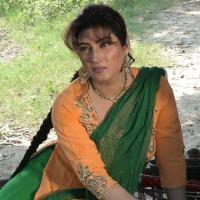 Pakistani stage dancer Hina Shaheen