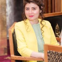 Najiba Faiz Pakistani actress