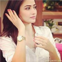 Stylish actress Sana Javed
