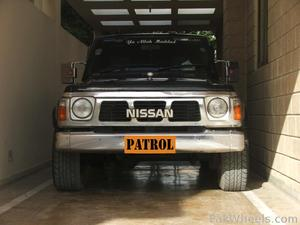 Nissan Patrol For Sale In Karachi Pak4wheelscom Buy Or